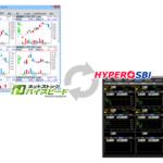 ネットストック・ハイスピードの株価ボードからHYPER SBIの登録銘柄に移行する方法